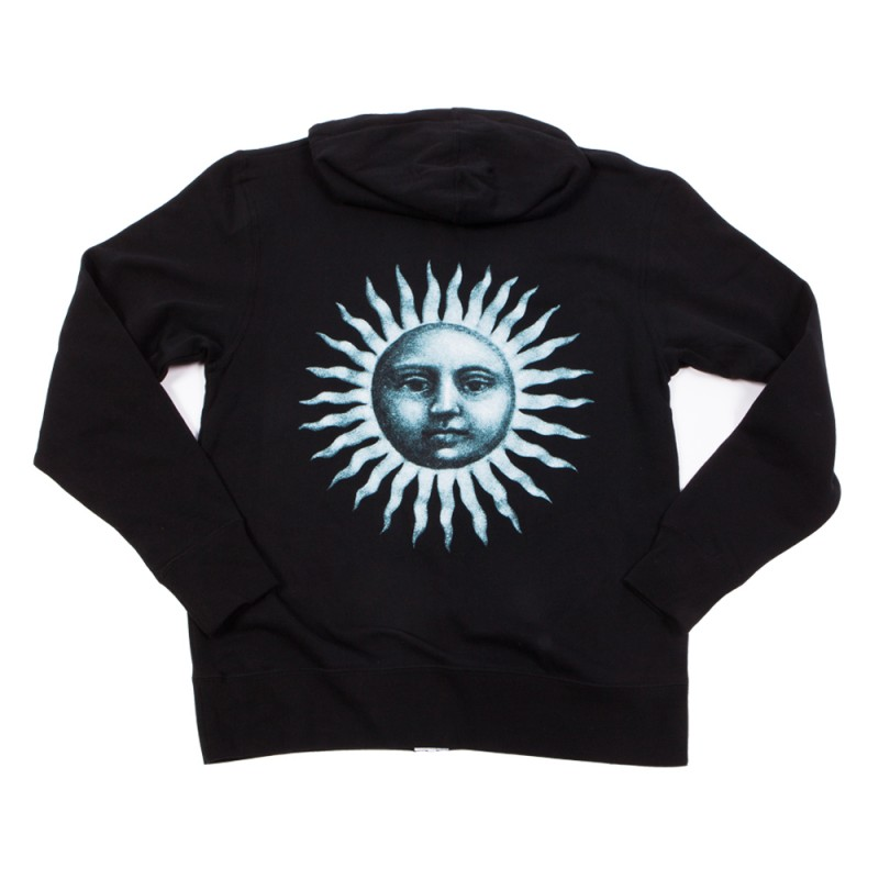 Sun Zip Hoodie