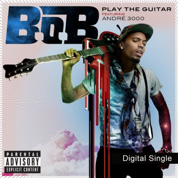 Play The Guitar (Feat. André 3000) Digital MP3 Single