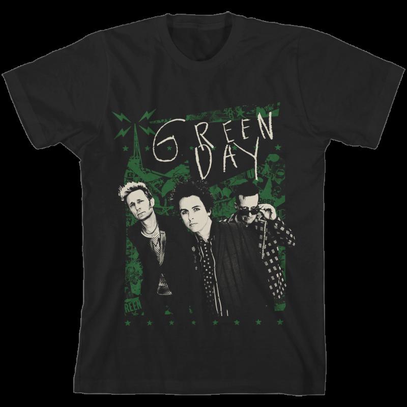 Green Lean T-shirt