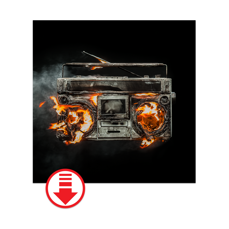 Green Day Revolution Radio Digital Album