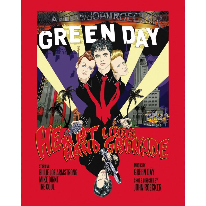 Heart Like A Hand Grenade DVD