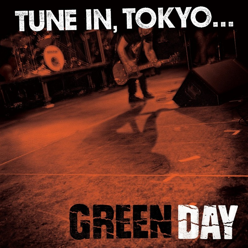 Tune In Tokyo; Transparent blue vinyl