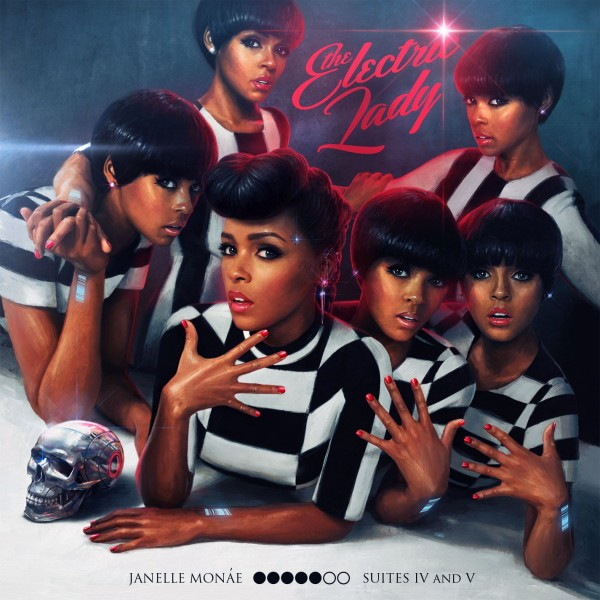 The Electric Lady (Digital Album)