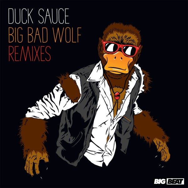 Big Bad Wolf Digital Single (Remixes)