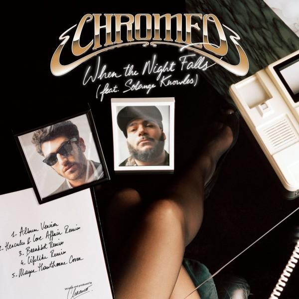 When The Night Falls Digital Single (Remixes)