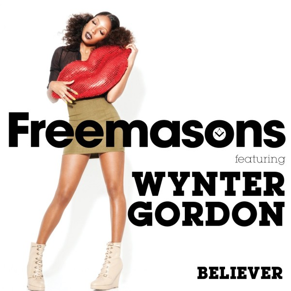 Believer: The Remixes Digital Single (feat. Wynter Gordon)