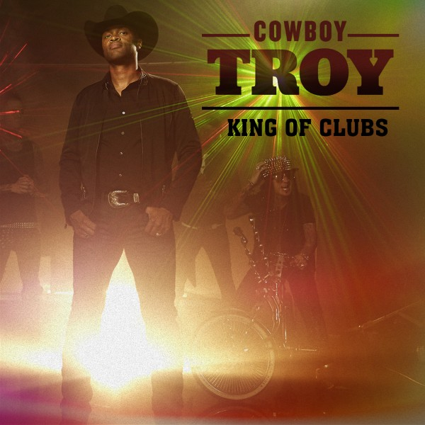 King of Clubs CD Cowboy Troy
