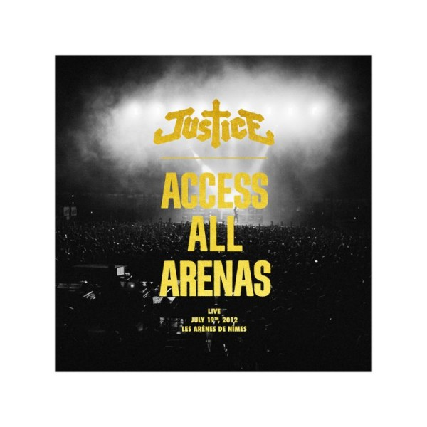 Access All Arenas Digital Album