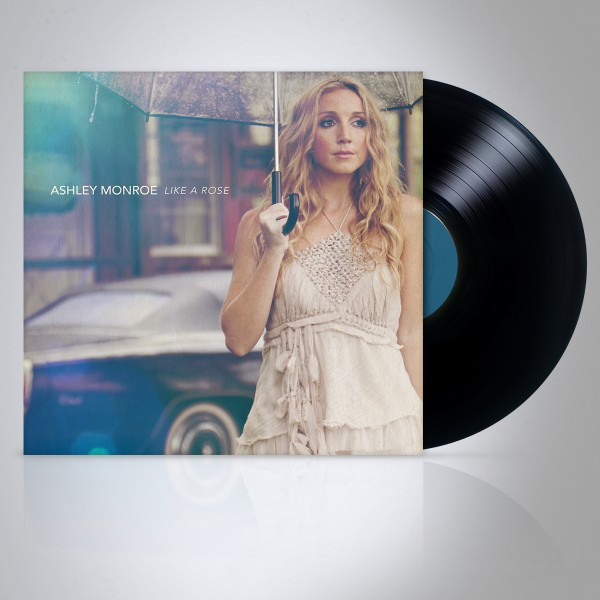 Like A Rose Vinyl Album Ashley Monroe