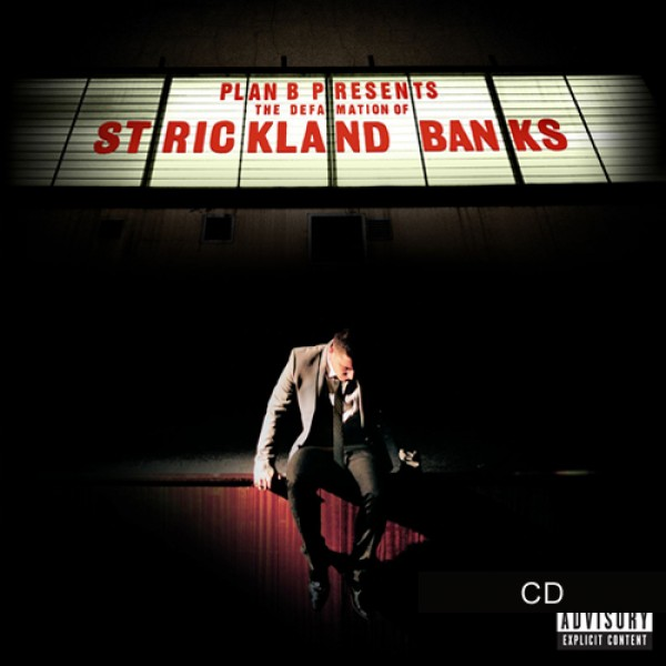 The Defamation Of Strickland Banks CD