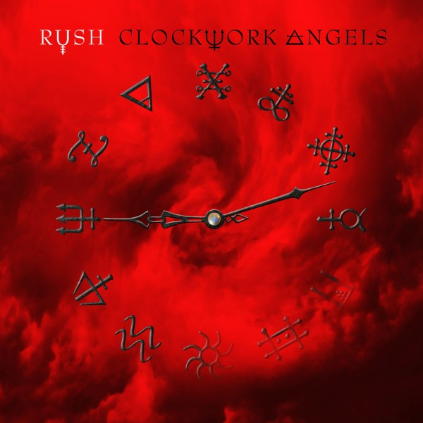 Rush - Clockwork Angels CD