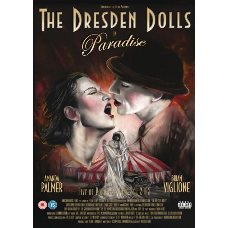 Paradise DVD