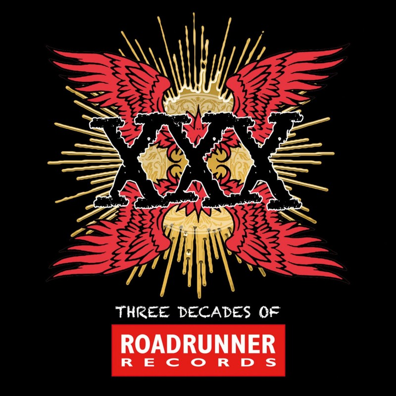XXX: Three Decades Of Roadrunner Records Digital Album