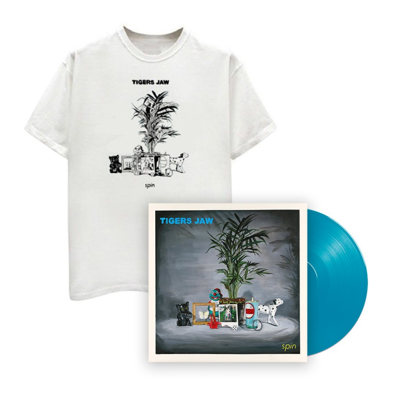 spin - Vinyl + T-Shirt Bundle