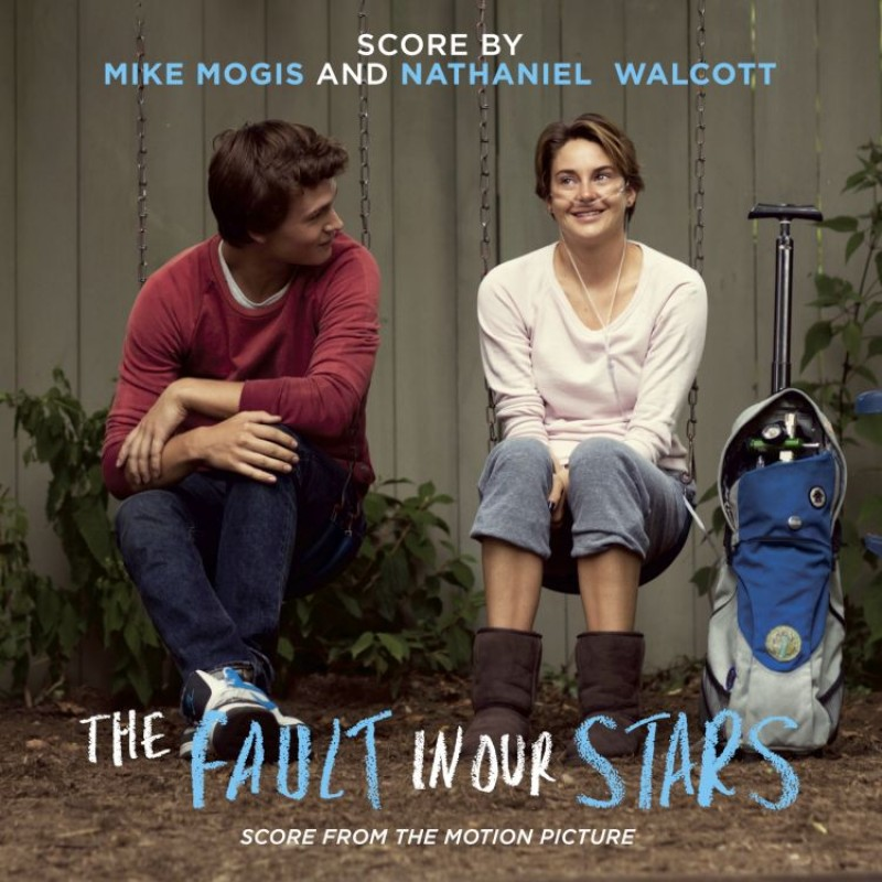 The Fault In Our Stars (Score From the Motion Picture) CD