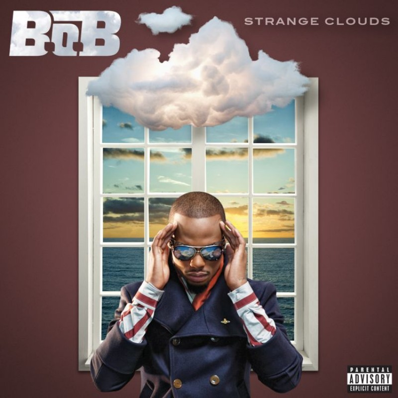 Strange Clouds (CD)