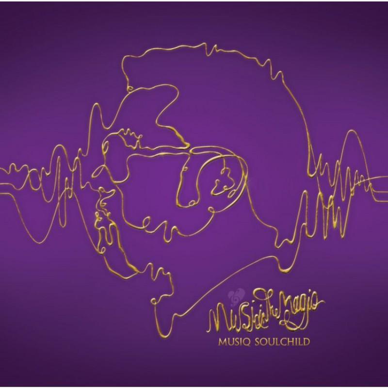 MUSIQINTHEMAGIQ CD