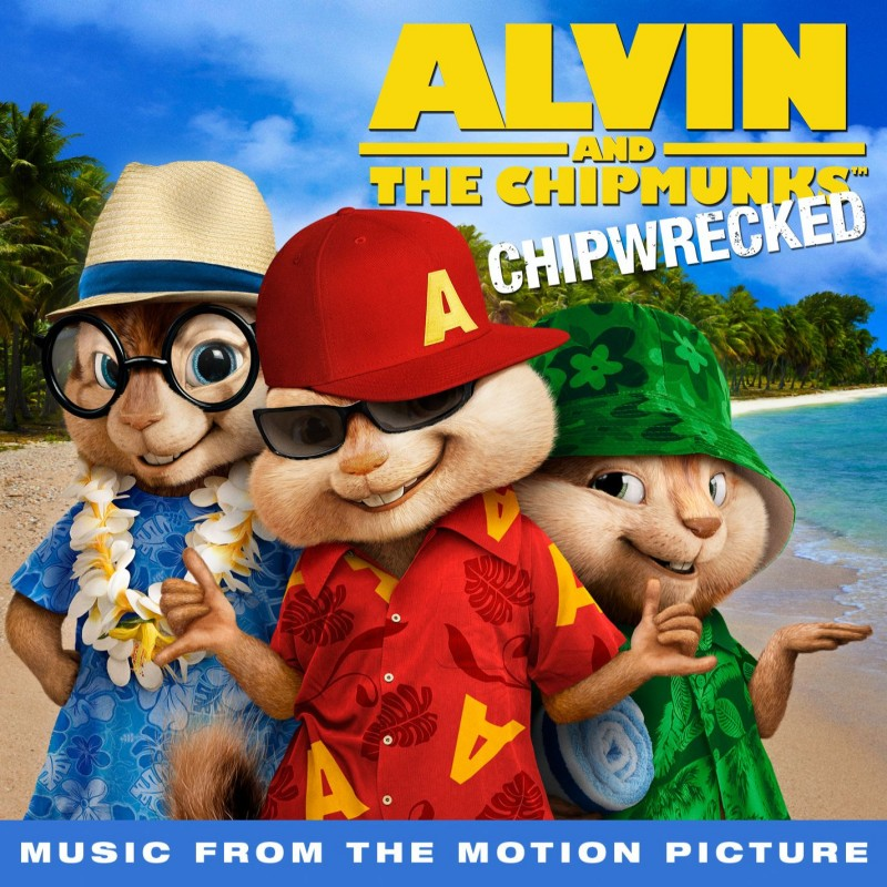 Chipwrecked Digital Album (Music From The Motion Picture)