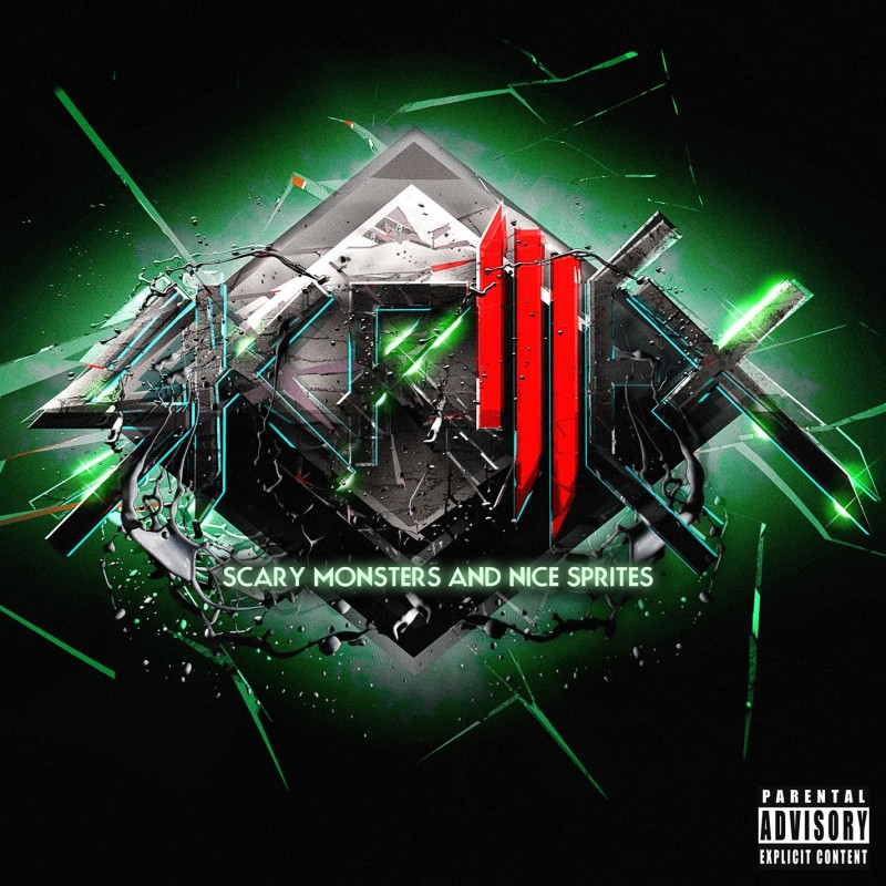Scary Monsters and Nice Sprites EP Digital Album