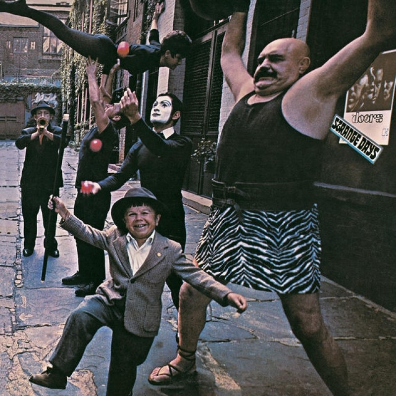 Strange Days (50th Anniversary Expanded Edition)(2CD)