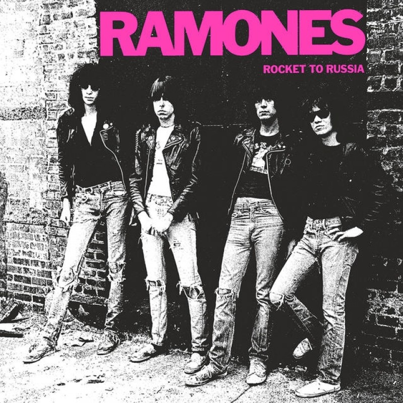 Rocket To Russia (Remastered)(CD)