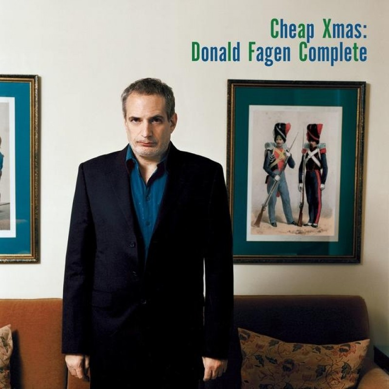 Cheap Xmas: Donald Fagen Complete (5CD Boxset)
