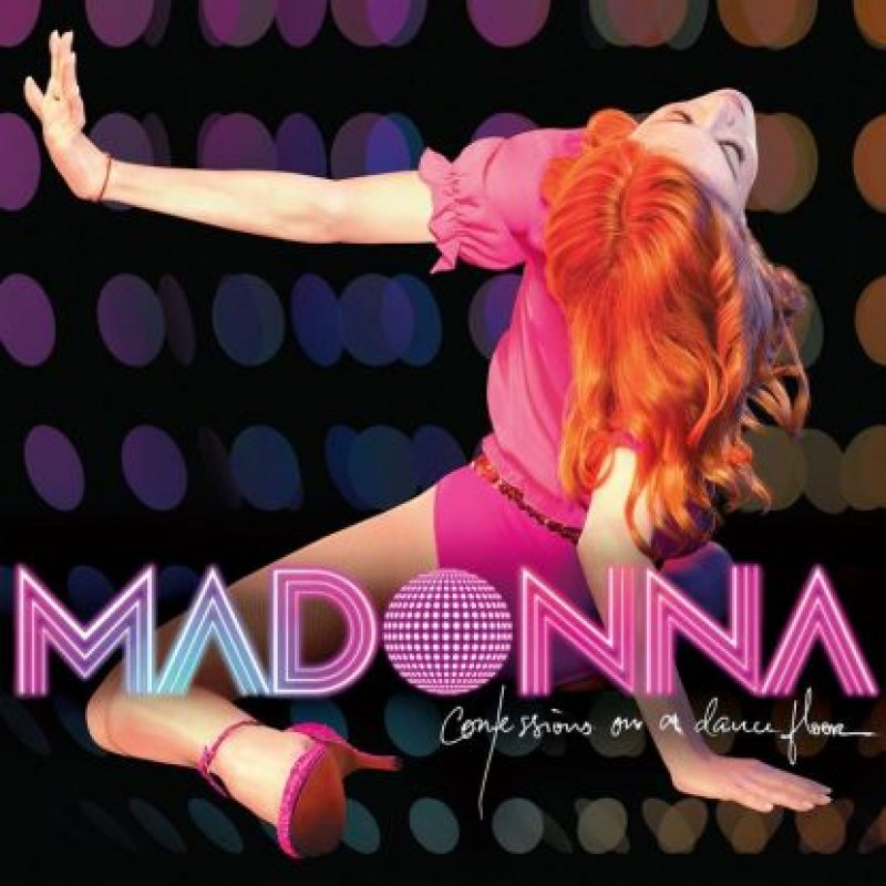Confessions On A Dance Floor (2LP Vinyl)