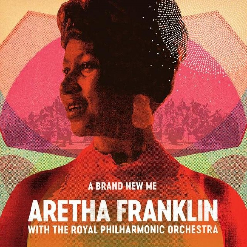 A Brand New Me: Aretha Franklin With The Royal Philharmonic Orchestra (CD)