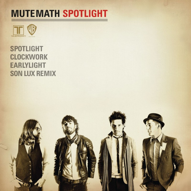 Spotlight EP (digital only)