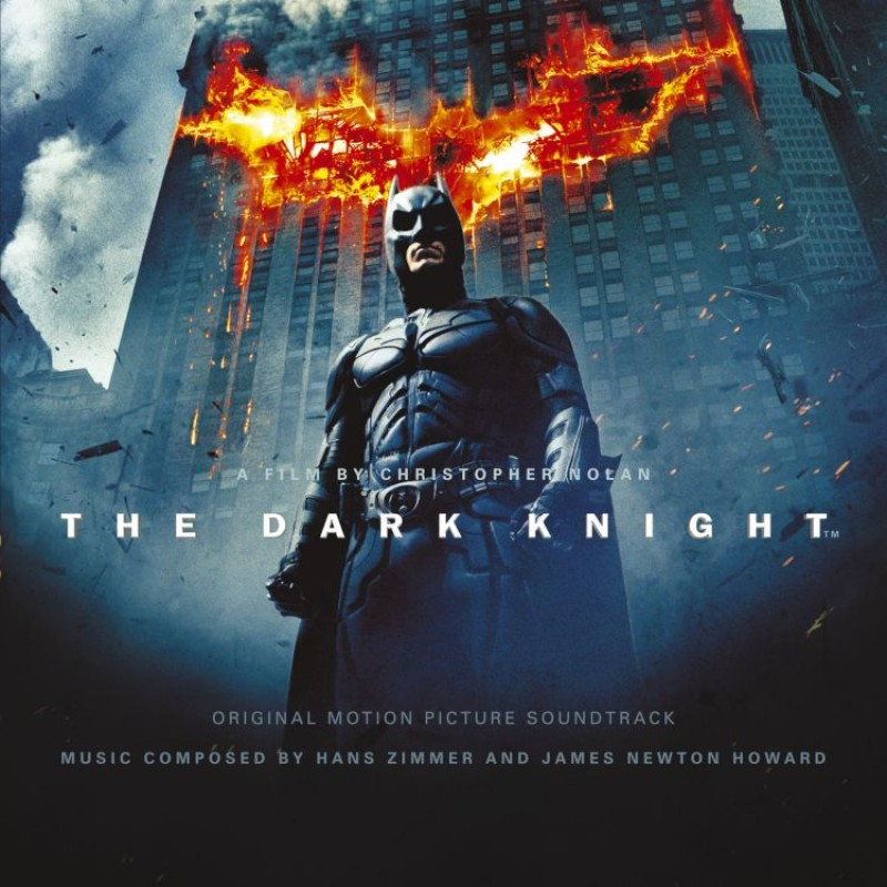The Dark Knight - Original Motion Picture Soundtrack