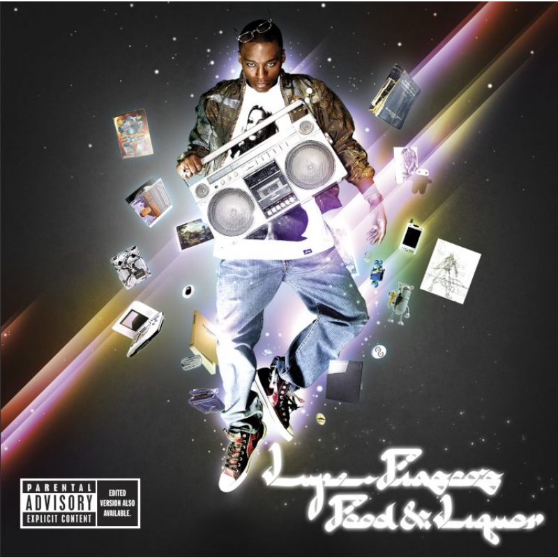 Food & Liquor (CD)