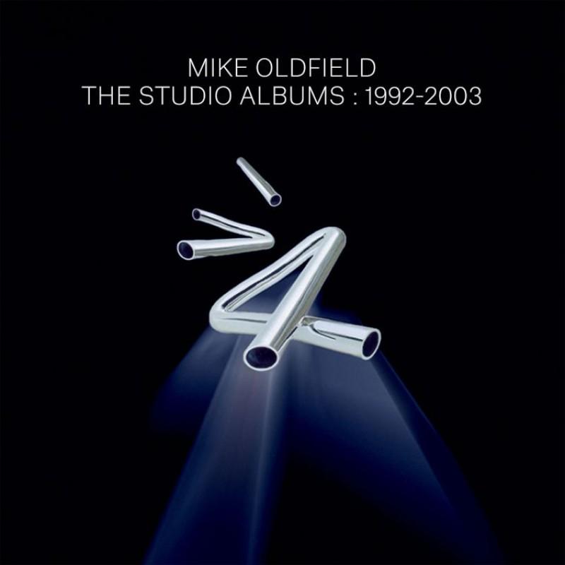 The Studio Albums 1992-2003 8xCD