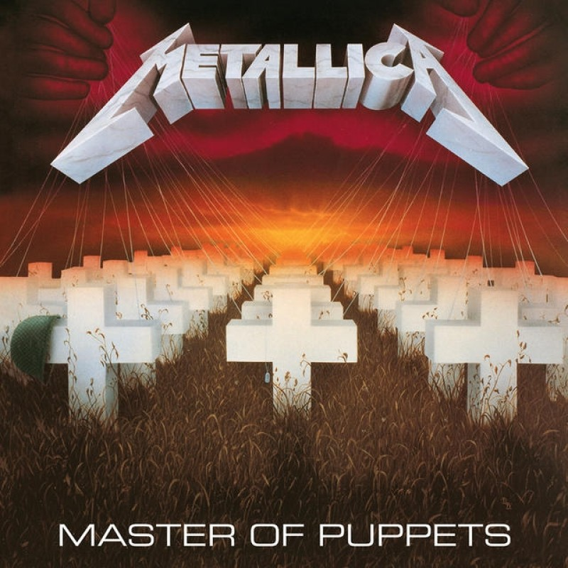 Master Of Puppets (Remastered)(CD)