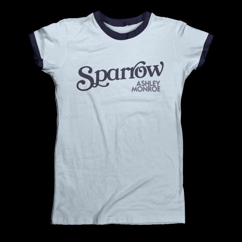 Sparrow Ringer T-Shirt