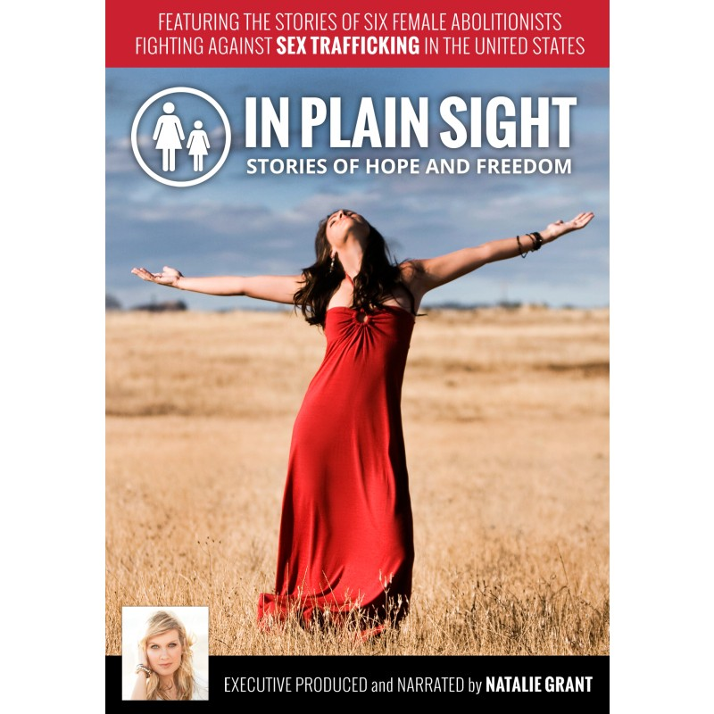 In Plain Sight DVD