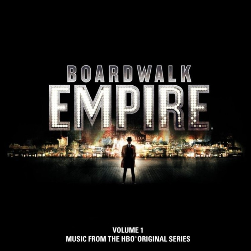 Boardwalk Empire Volume 1 Music From The HBO Original Series (CD)
