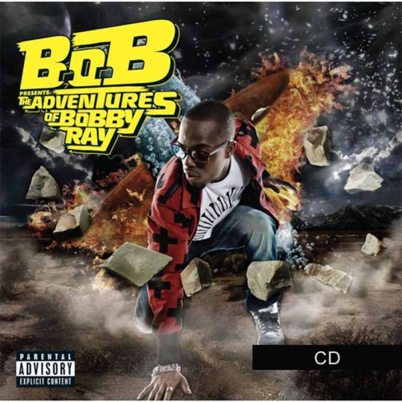 The Adventures of Bobby Ray CD