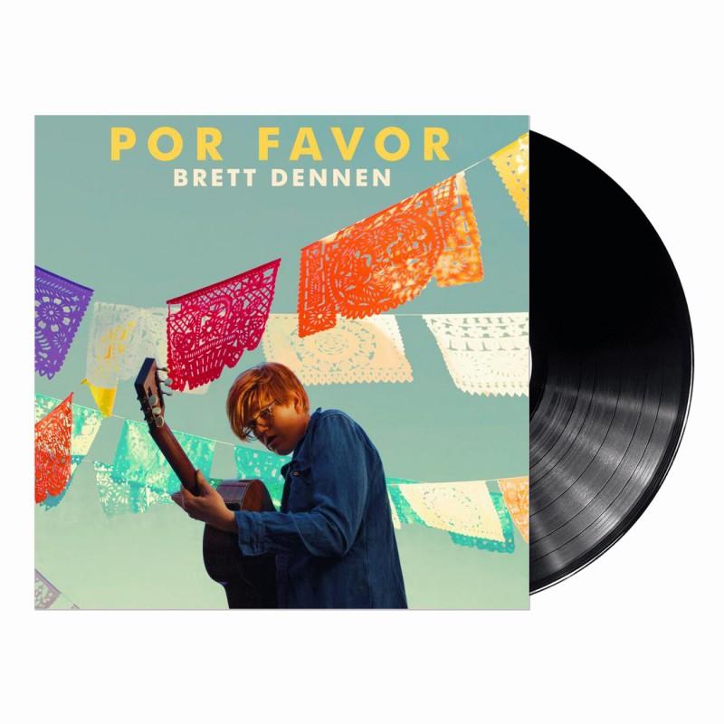 Por Favor Vinyl