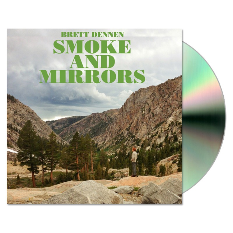 Smoke And Mirrors CD