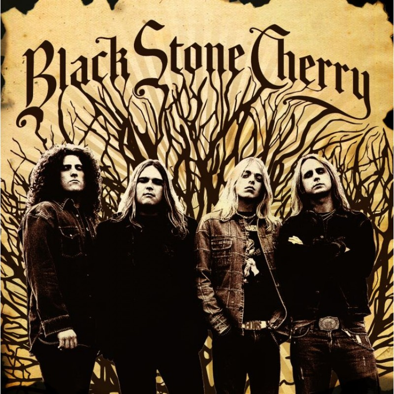 Black Stone Cherry CD