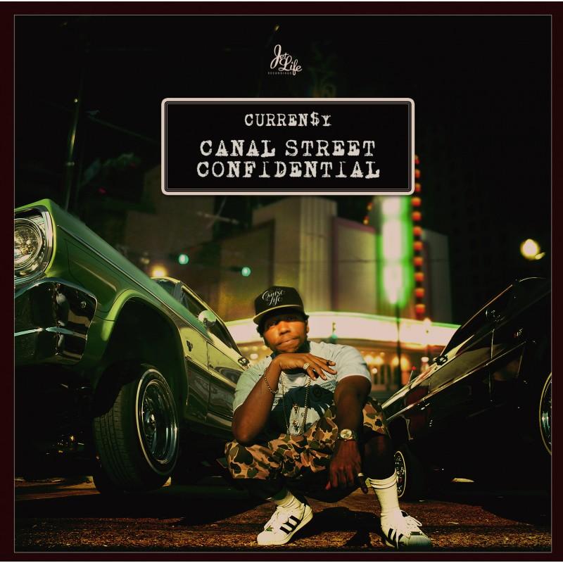 Canal Street Confidential Digital Album