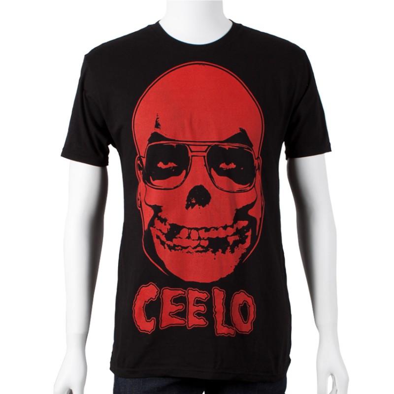 Crimson CeeLo Slim Fit T-shirt