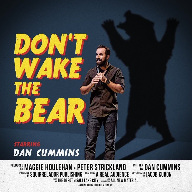 Don't Wake The Bear CD