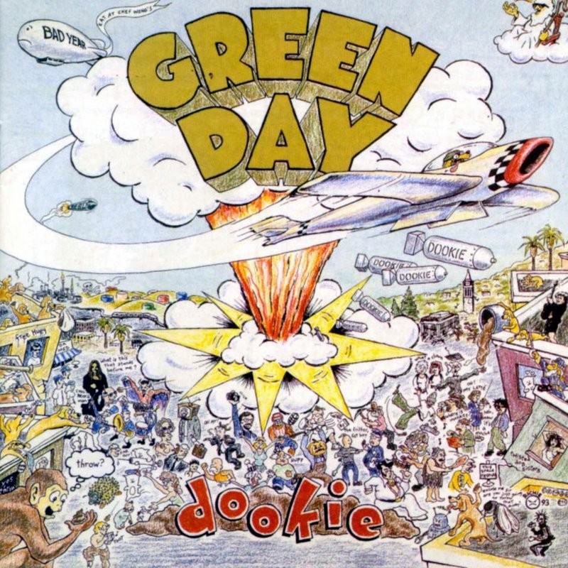 Dookie Vinyl LP