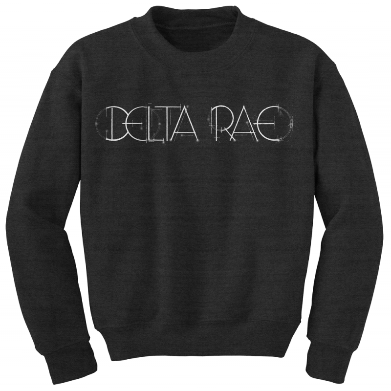Delta Rae Logo Crewneck Sweatshirt