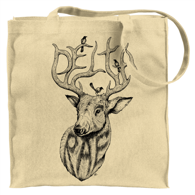 Delta Point Buck Tote