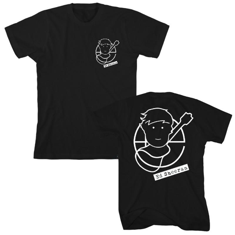 Pocket Pictogram T-Shirt
