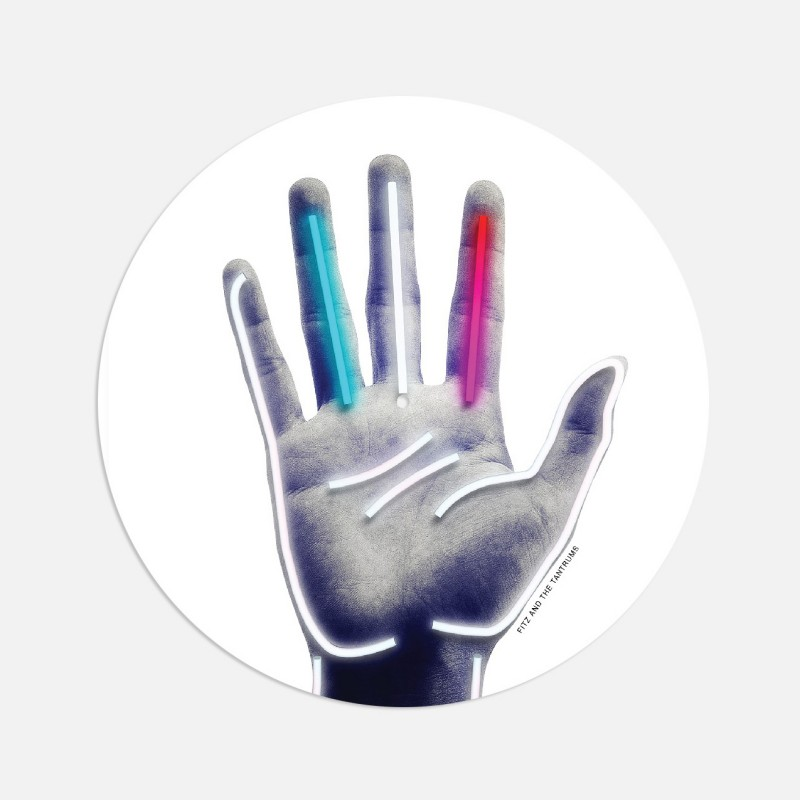 """Hand"" Slip Mat"