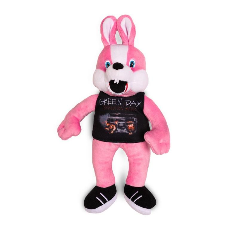 Revolution Radio Stuffed Bunny