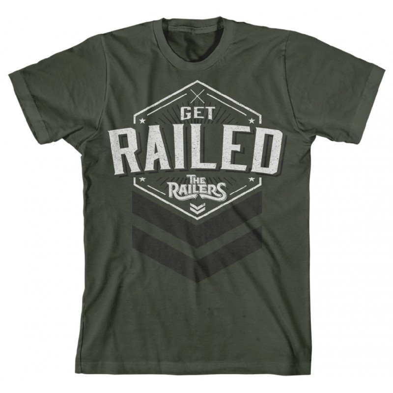 Get Railed T-Shirt